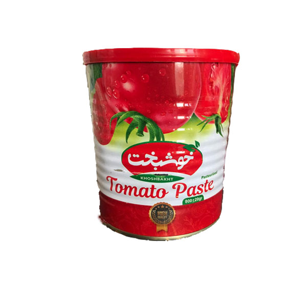 رب گوجه فرنگی خوشبخت