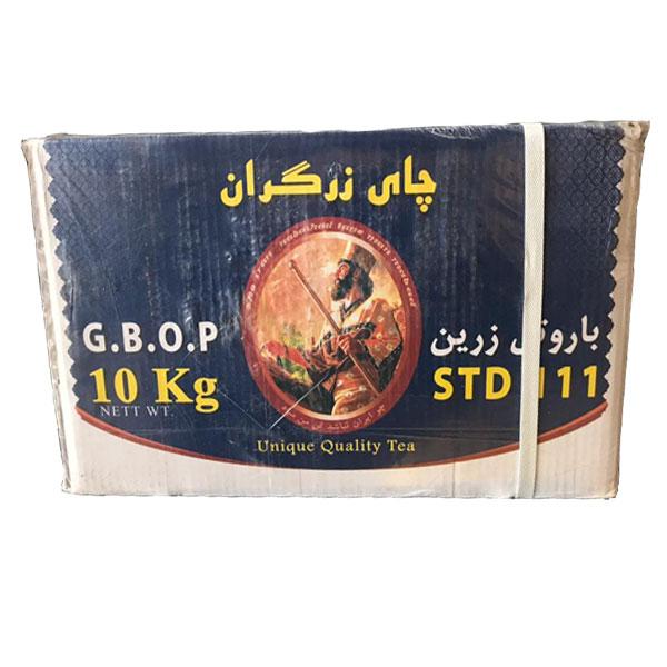 چای کلکته باروتی زرگران-کیلویی
