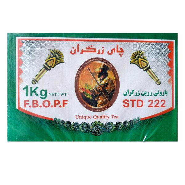 چای زرین زرگران -کیلویی