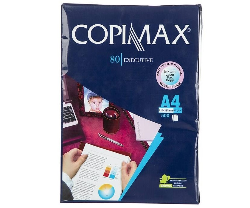 کاغذ A4 کپی مکس بسته ۵۰۰ عددی
