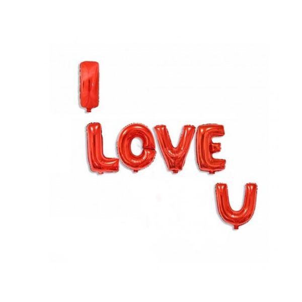 بادکنک I love you