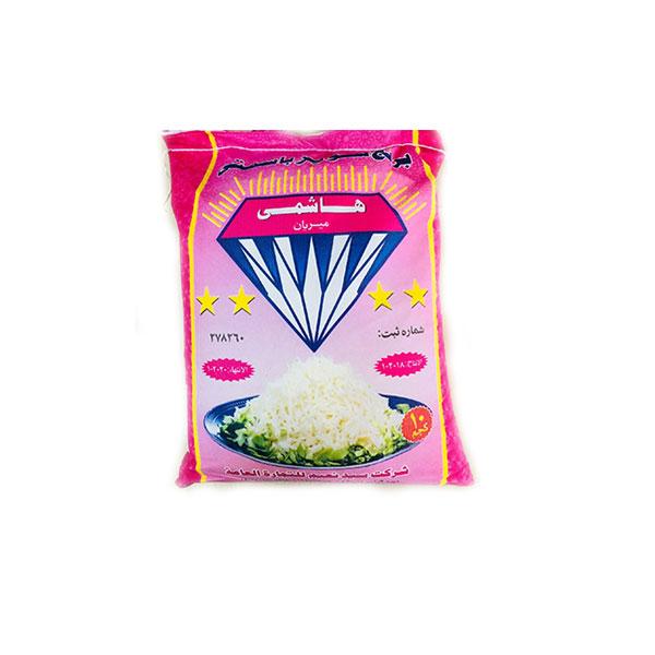 برنج پاکستانی هاشمی