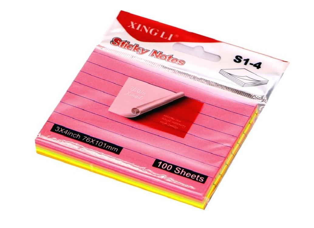 کاغذ یادداشت چسب دار مدل TN