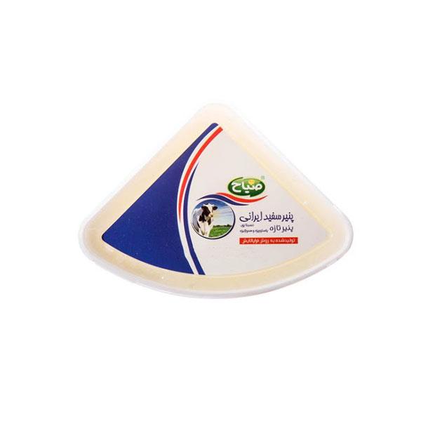 پنیر  سفید مثلثی صباح