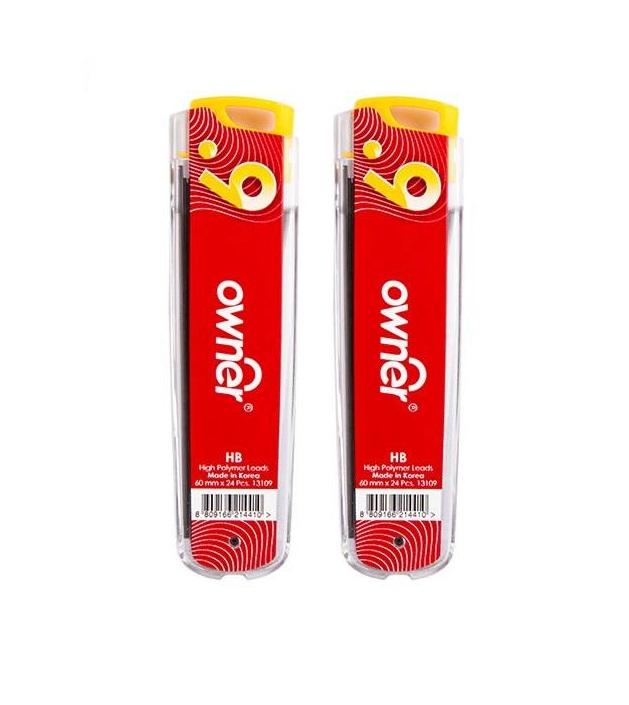 نوک مداد نوکی ۰٫۹ میلیمتری اونر مدل High Polymer طرح ۶