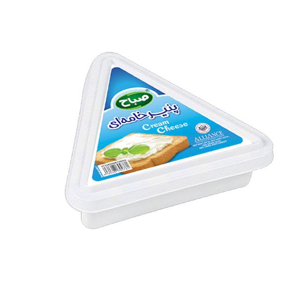 پنیر خامه ای صباح