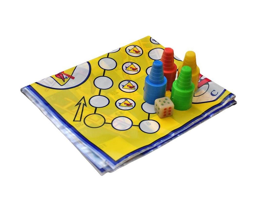 بازی منچ و مار و پله سی دا مدل سفره ای کد Na1006