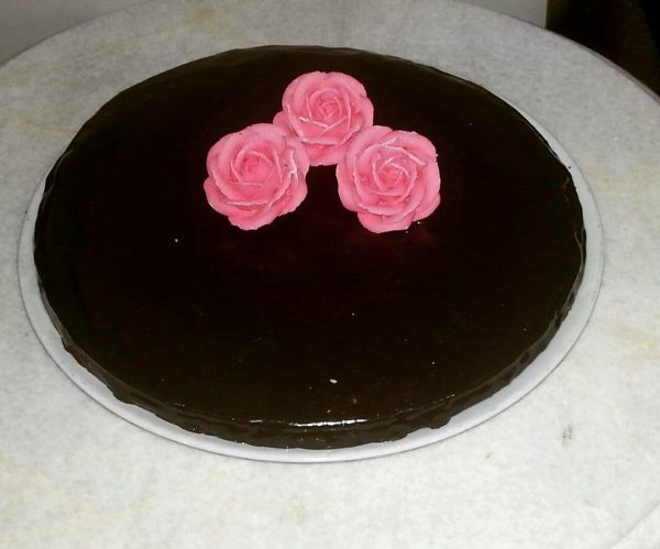کیک گاناش  ( برای سفارش تماس بگیرید  )