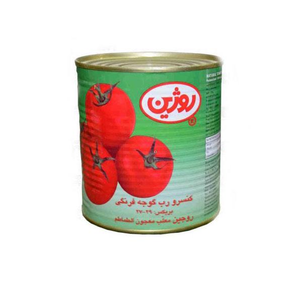 رب گوجه فرنگی روژین