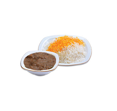 فسنجان با برنج ( خانگی ) – سفارش فقط برای نهار