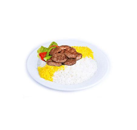 سه عدد کوفته با برنج ( خانگی ) - سفارش فقط برای نهار