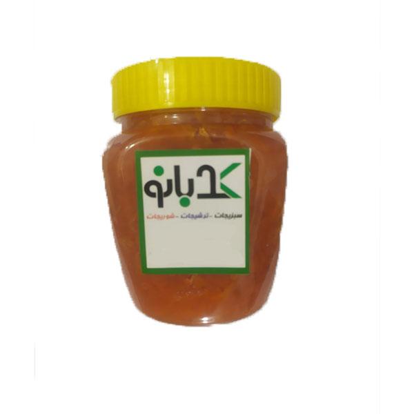 مربای هویج  ۵۰۰گرمی